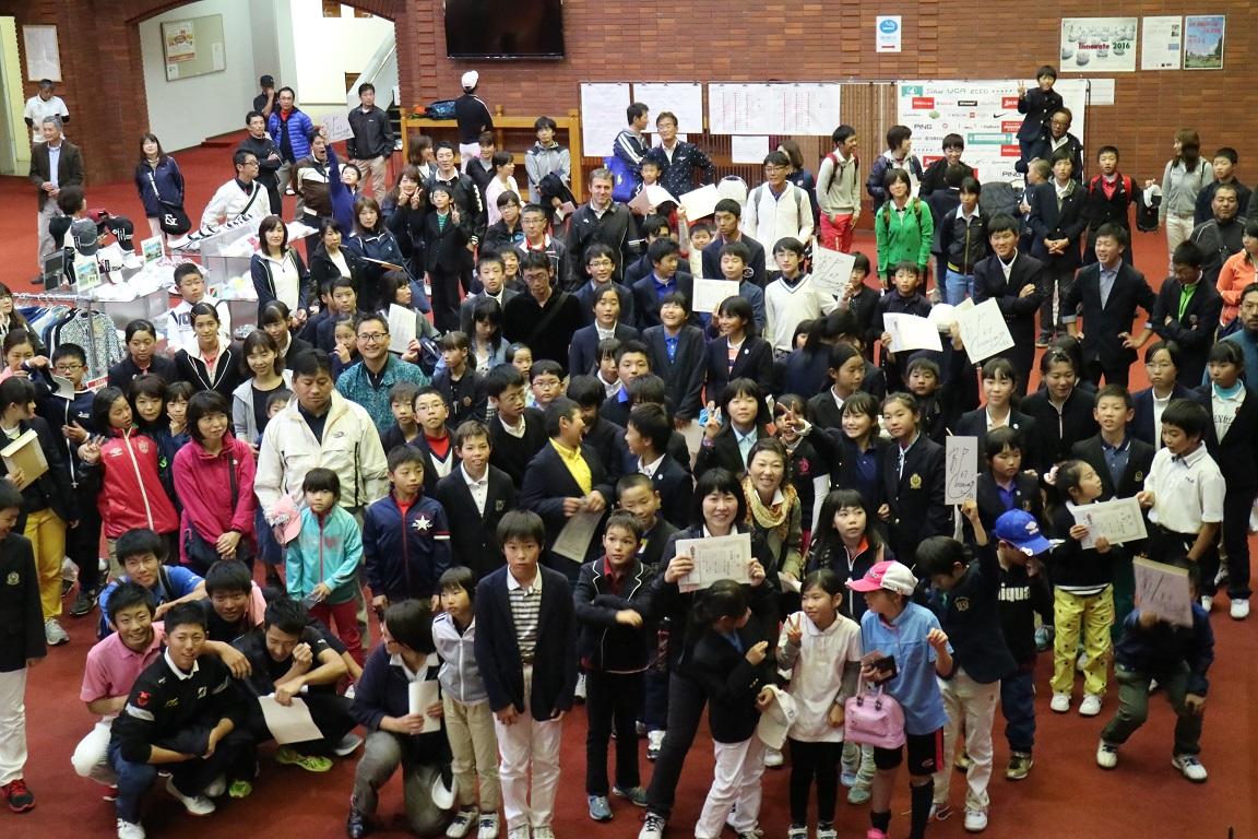 ■9/23UP 真駒内ジュニアゴルフ大会結果のお知らせ