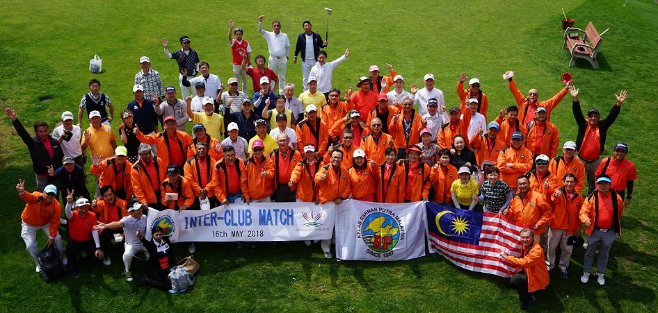 ■5/16UP ケラブ・ラーマン・プトラ・マレーシアとのインタークラブマッチが真駒内CCで開催されました。