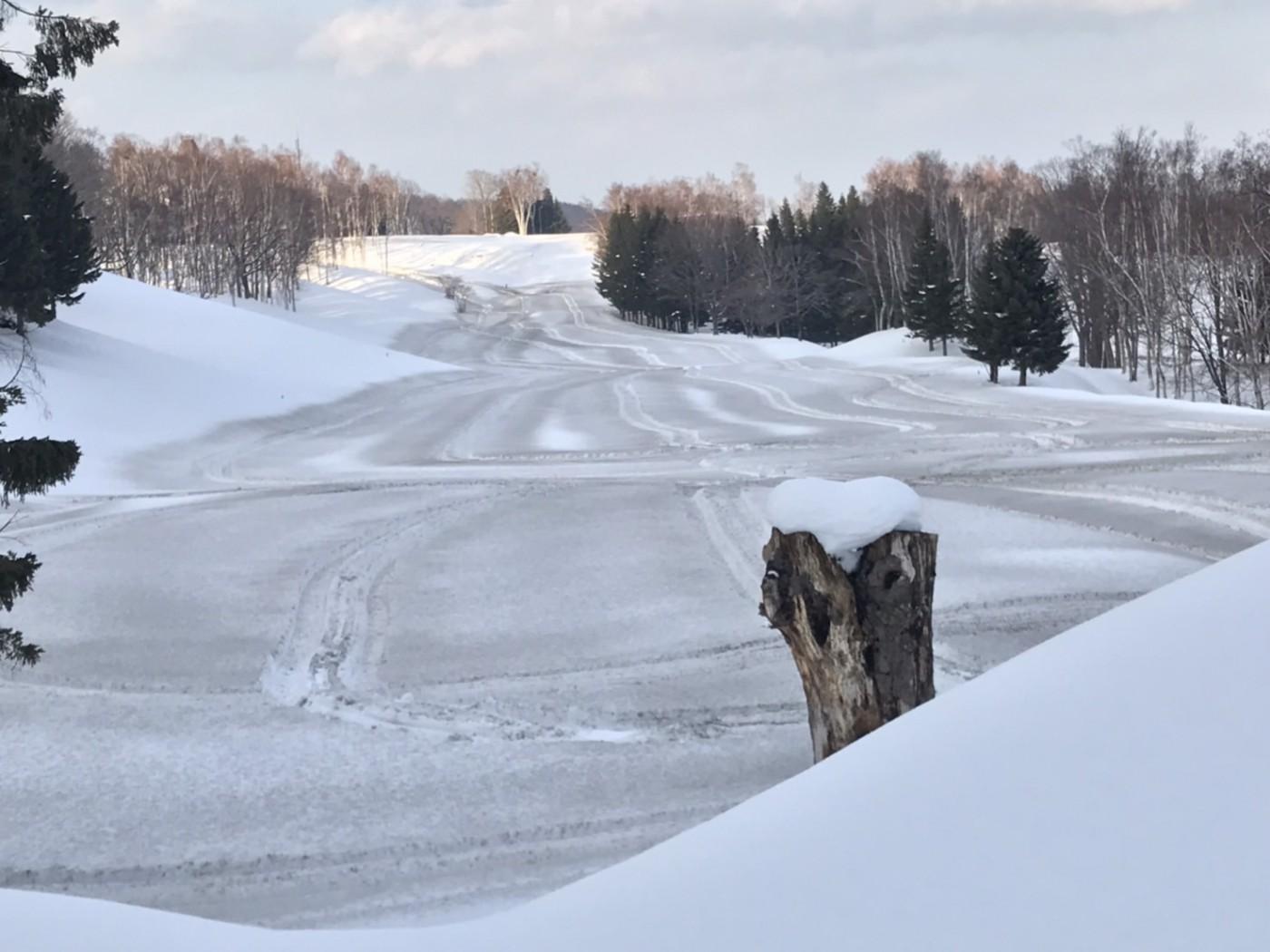 2月12日(水)融雪作業開始!