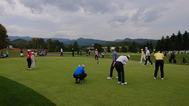 ■第10回 真駒内CCジュニアゴルフ大会 成績表